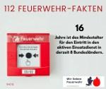 112 Feuerwehr-Fakten: Folge 014