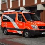 Berliner Feuerwehr: 1.500 Berufsfeuerwehrkräfte hören bis 2026 auf