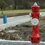Ausbildung: Löschwasserentnahme aus dem Trinkwassernetz
