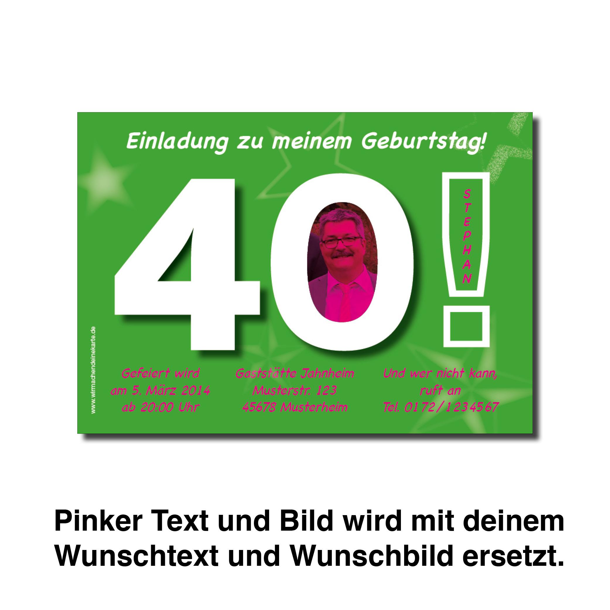 Tinnitus Free Bilder Zum Geburtstag 40