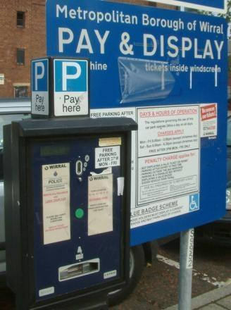 'Free After 3' car parking to be re-introduced across Wirral in bid to boost Christmas trade