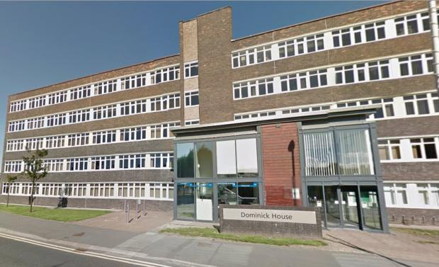 Liscard Job Centre on St Alban's Road. Picture: Google Maps