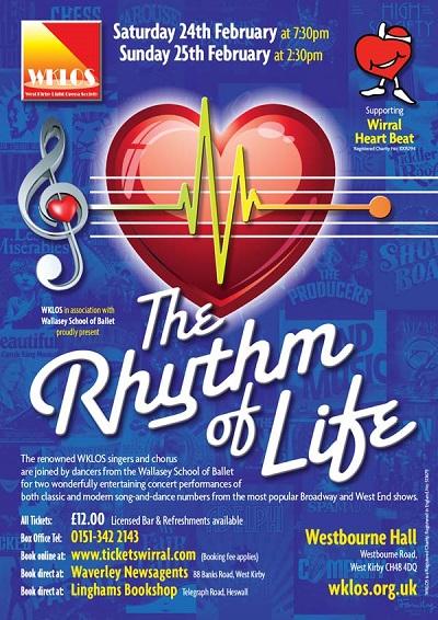 Rhythym of Life poster