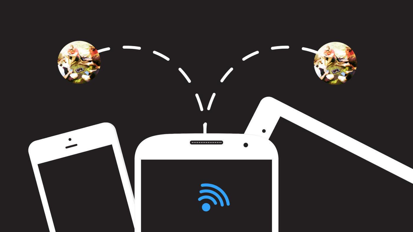SHOUTR App Be independent CeBit Innovation Award 2014 WiFi