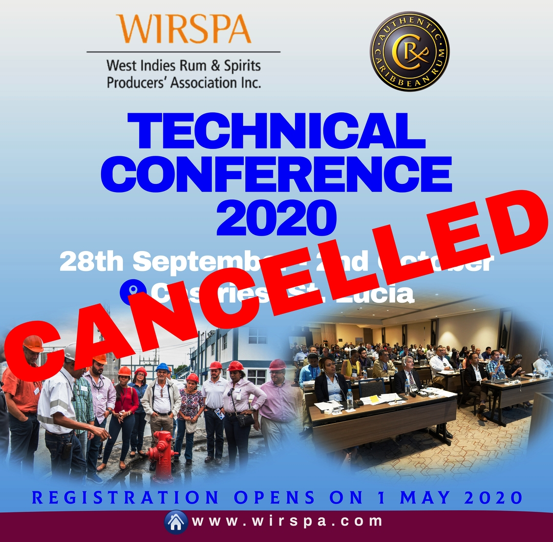 WIRSPA Technical Conference 2020 CANCELLED