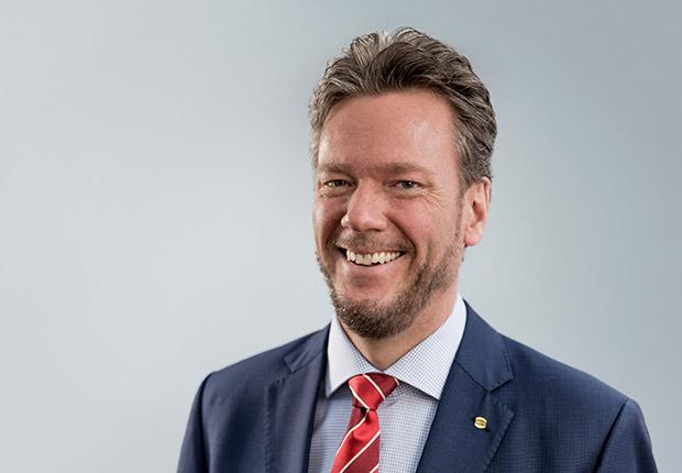 Philip Harting, für weitere drei Jahre im AUMA-Vorstand.