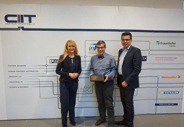 KBA-NotaSys neuer Partner in CIIT-Forschungsgemeinschaft