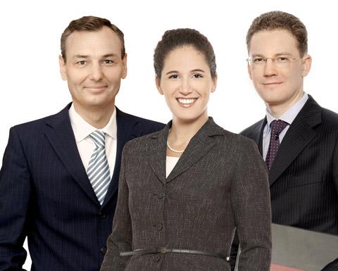 Schönherr Rechtsanwälte Christian Herbst, Katharina Oberhofer, Michael Walbert