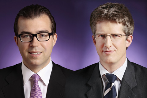 Clemens Philipp Schindler und Martin Abram