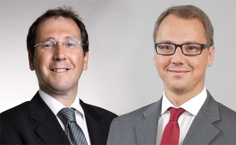 Manfred Ton und Thomas Trettnak