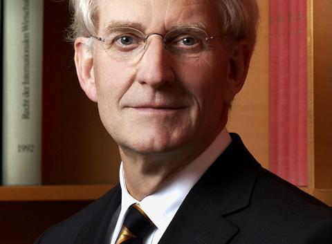 Prof. Hanns Huegel