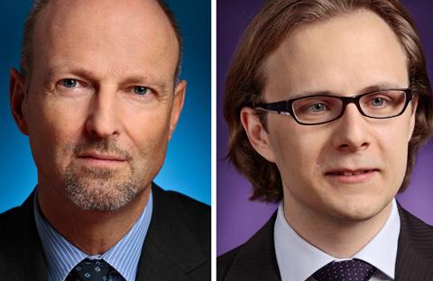 Peter Oberlechner und Karl Binder