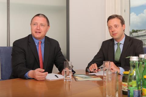 Alexander Scheitz und Harald Czermak