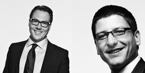 Rainer Kaspar und Stefan Prochaska