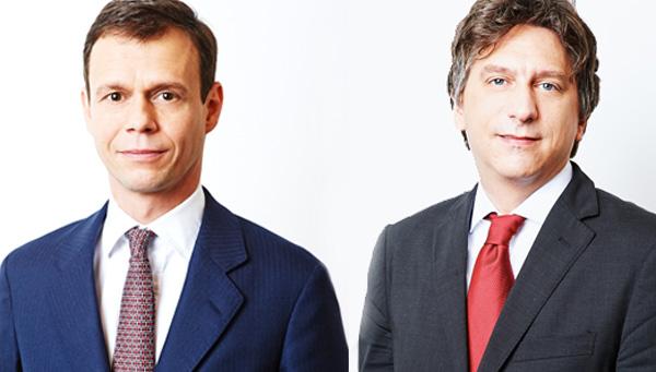 Nicolaus Mels-Colloredo und Hannes Havranek