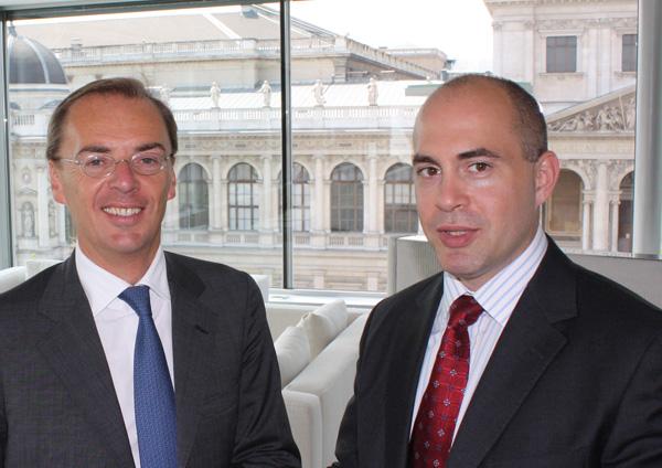 Andreas W. Mayr und  Jürgen Kittel