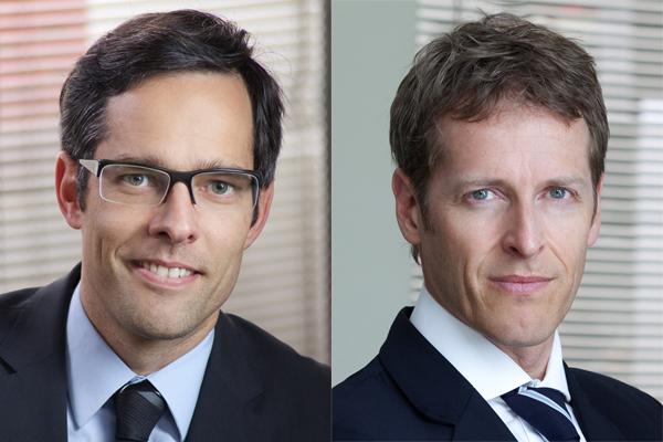 Johannes Barbist und Thomas Schirmer