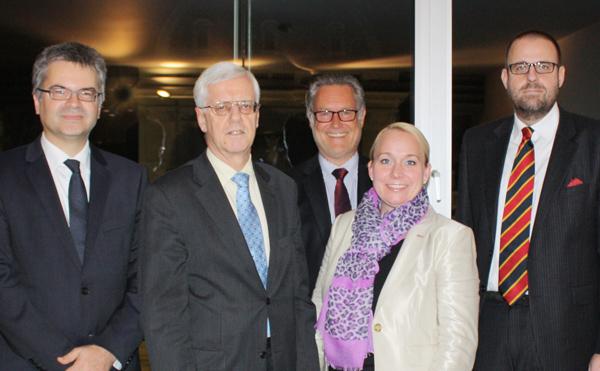 Kolonovits, Holzinger, Zinkl, Schoen und Mueller