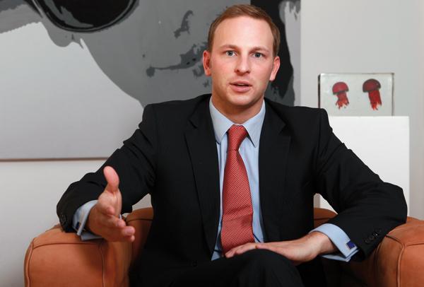Arbeitsrechtsexperte Rudolf Ganzert