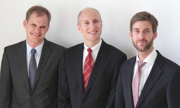 Dr. Hans Kristoferitsch, Dr. Stefan Huber, Dr. Bernhard Kofler-Senoner