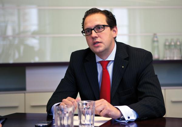 Alexander Mirtl ist Experte für Wirtschaftsrecht, Stiftungsrecht und Finanzstrafrecht bei Lughofer Rechtsanwälte in Linz.