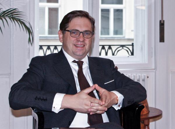 Christian W. Konrad ist Partner bei Konrad & Partner in Wien.