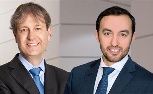 Thomas Zottl und Felix Neuwirther
