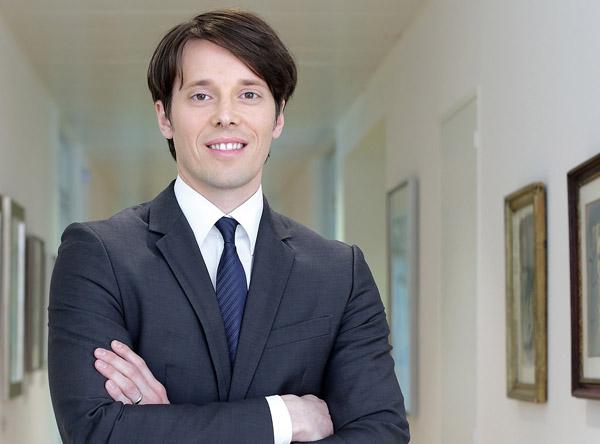 Lead-Partner Alexander Rakosi von CMS Wien