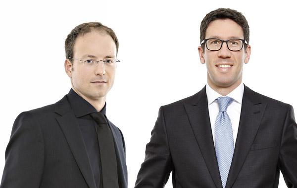 Schönherr Partner: Volker Weiss und Florian Kusznier