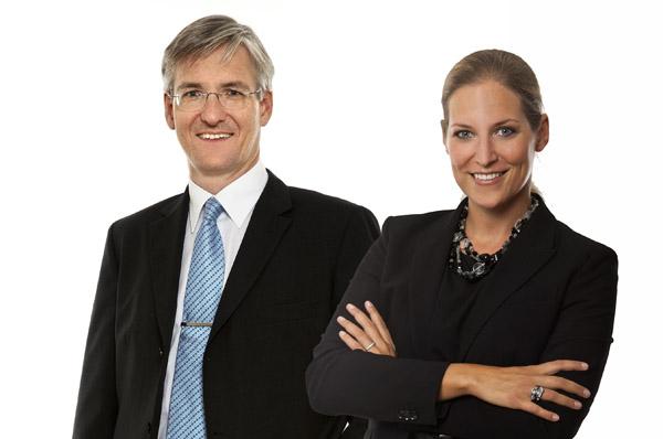 Hanno Wollmann (Partner), Stefanie Stegbauer (Counsel)