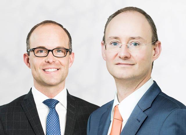 Dr. Gerold Oberhumer, Dr. Martin Gärtner (beide Partner ScherbaumSeebacher Rechtsanwälte)