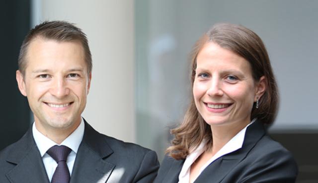 PHH Wolfram Huber und Annika Wolf
