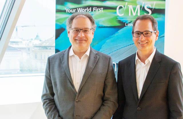 Christoph Wolf und Andreas Jöst