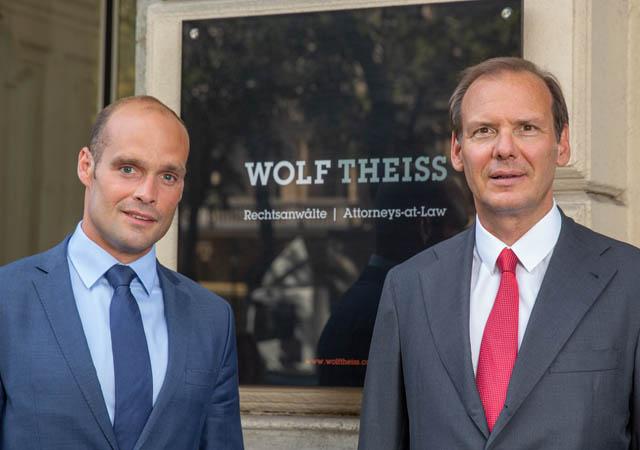 Anton Fischer und Christian Hoenig