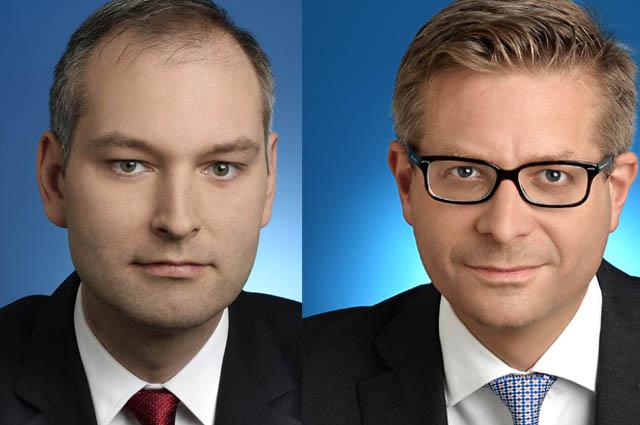 Klemen Radosavljevic und Markus Bruckmüller