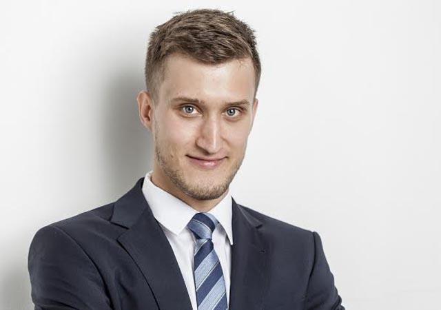 Lukas Blaschon, Experte für Transportrecht in der Rechtsanwaltskanzlei Dr. Schärmer