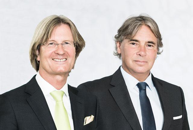 Norbert Scherbaum und Georg Seebacher