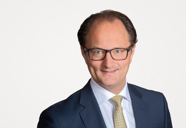 Dr. Konrad Gröller, Office Managing Partner der Kanzlei