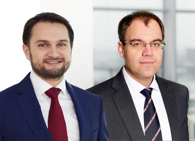 Nicolas Wolski und Daniel Reiter