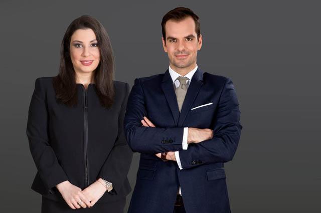 Nicole Daniel und Ivan S. Maleš