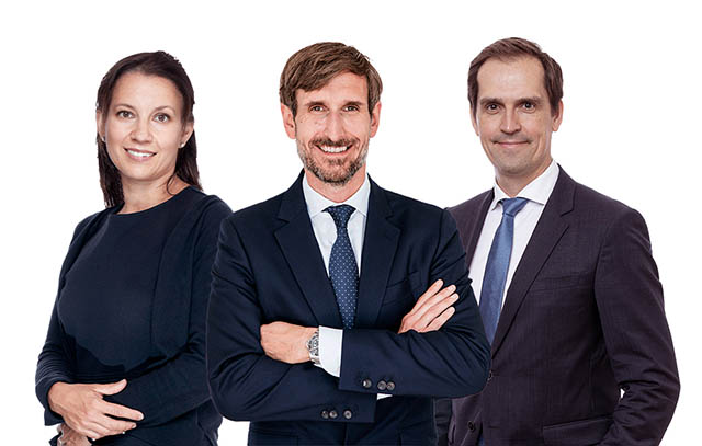 Christoph Moser, Ursula Rath and Sascha Schulz