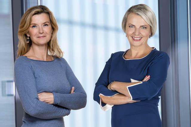 Natalie Dubsky, People Relations-Labor Law OMV Aktiengesellschaft und Dr. Natalie Hahn, Partnerin E+H Eisenberger + Herzog Rechtsanwalts GmbH