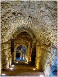 Ajloun Castle at Ajloun - Jordan