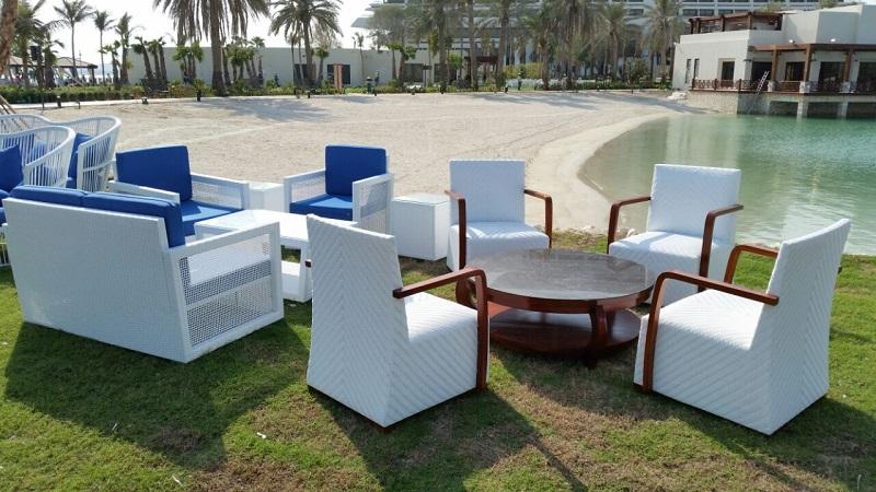 outdoor furniture hotel in qatar indonesia furniture manufacturer