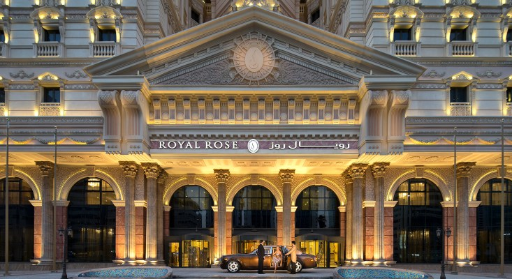Royal Rose Luxury Hotel Furniture Project Abu Dhabi 9