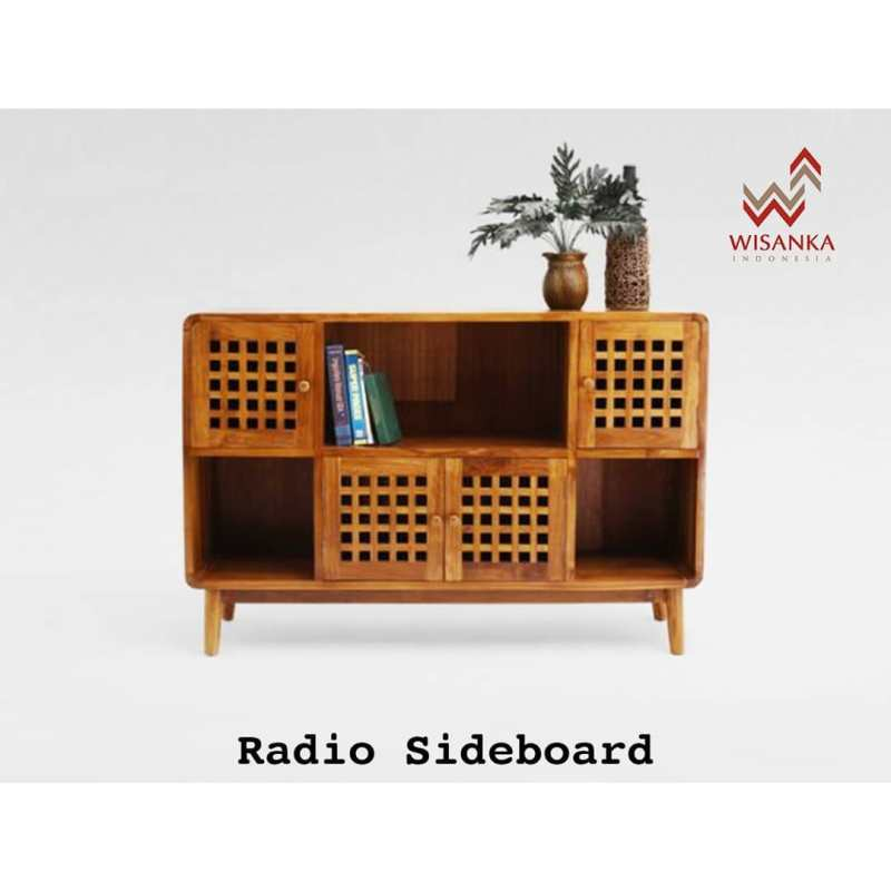 Radio sideboard for Asia Market.for more information please contact our marketi...
