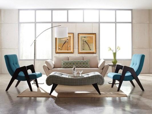 Glamour Vintage Furniture Trend 2020