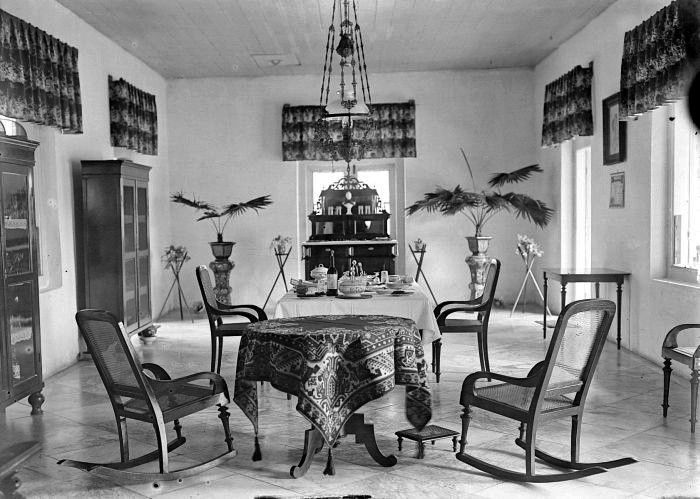 Indonesia Furniture Style 1940, Changes in Furniture Style in Indonesia From Past to Now