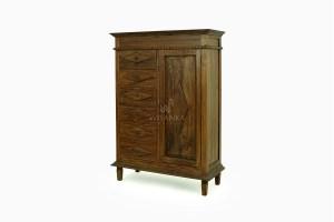 Cabinet 6 Drawers 1 Door