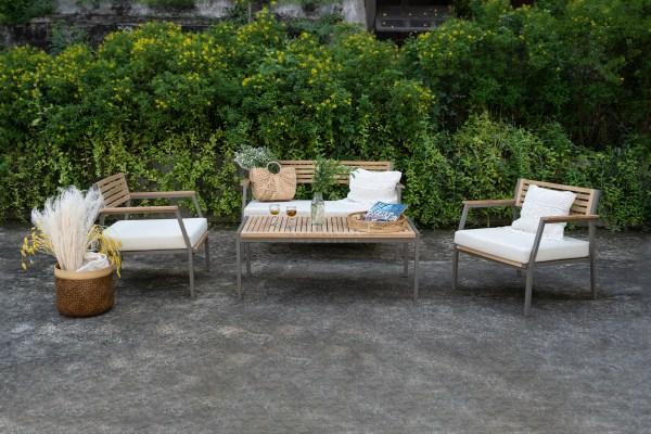 Garrick Outdoor Living Furniture Set